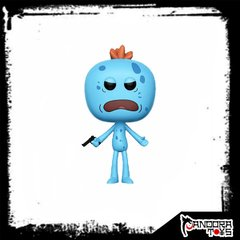 Funko Pop! Mr. Meeseeks #174 (chase) - Rick And Morty - comprar online