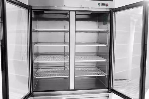 Freezer Exhibidor Vertical Gastronomico 2 Puertas 1335 Lts - Master Supply