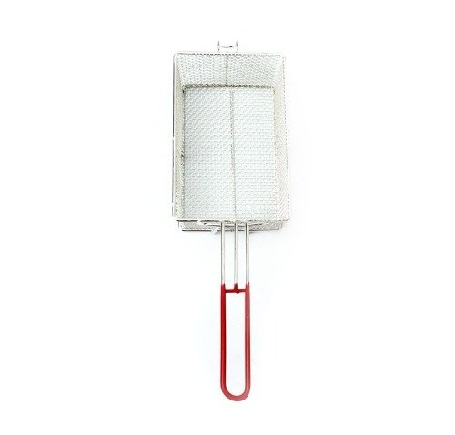 Freidora Electrica Simple Automatica 8 Lts Papas Acero | Roa - Master Supply