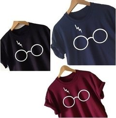 T Shirt Tumblr Camiseta feminina Harry Potter  de Algodão