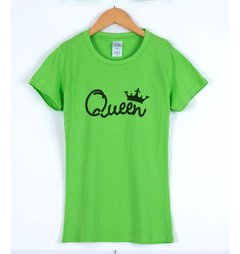 Camiseta feminina Queen