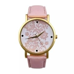 relogio-feminino-faux-leather-quartz-cor-rosa