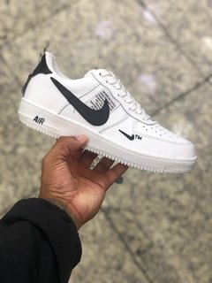 NIKE AIR FORCE WHITE na internet