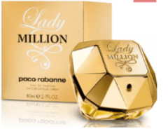 LADY MILLION -PACO RABANNE 80 ML