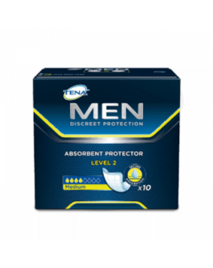 TENA ABS MEN DISCREET LEVEL 2 C/10