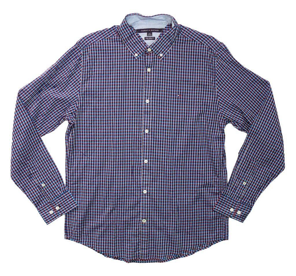 Camisa Tommy Hilfiger - New York fit