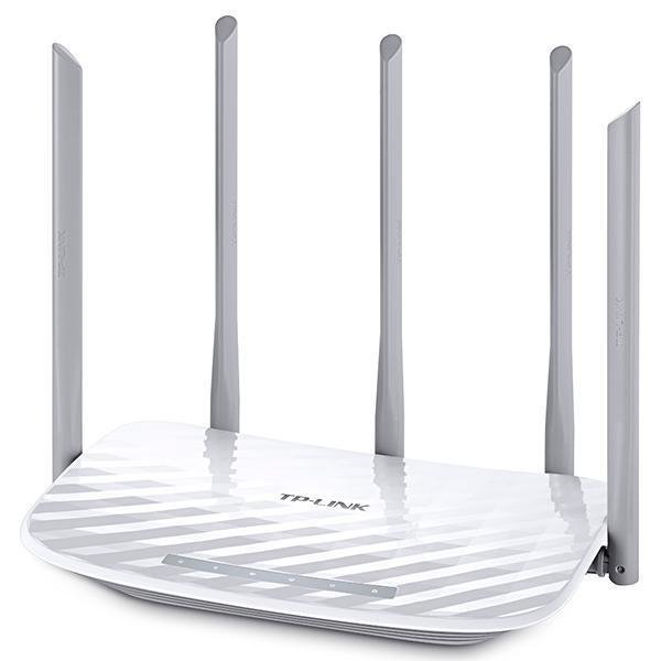 Roteador Wireless Tp-Link Dual Band AC 1350 Archer C60 - comprar online