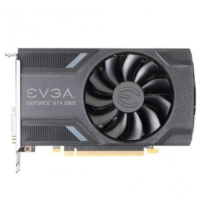 Placa De Vídeo EVGA Geforce Gtx 1060 3Gb Gddr5 - comprar online