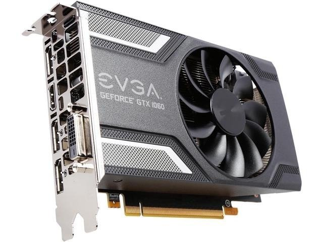 Placa De Vídeo EVGA Geforce Gtx 1060 3Gb Gddr5 na internet
