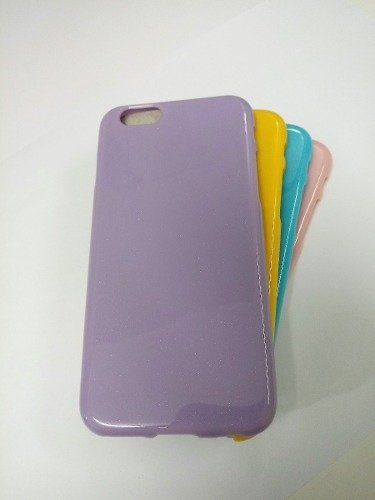 Atacado 20 Capas Iphone 6 Candy Color + Películas na internet