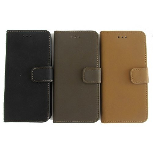 Vintage Leather Case Para Iphone 6