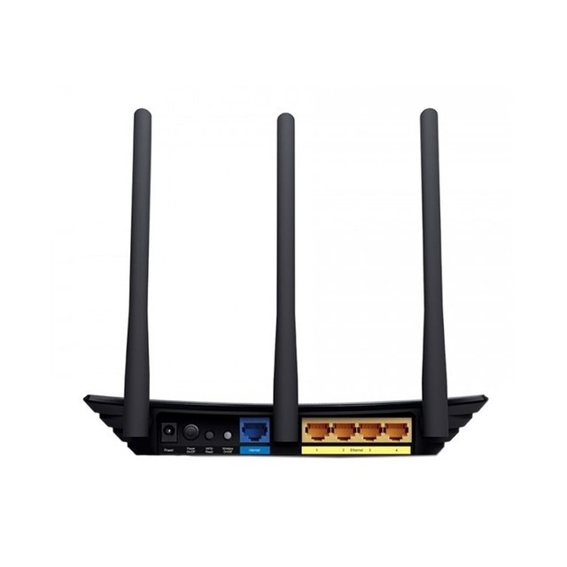 ROTEADOR WIRELESS N TP-LINK TL-WR949N 450MBPS na internet