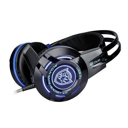 Headset Gamer 7.1 Usb Com Led - comprar online