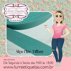 Alça Chic Tiffany