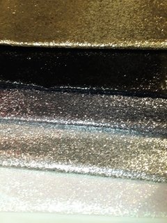 PU Glitter Glam Fashion