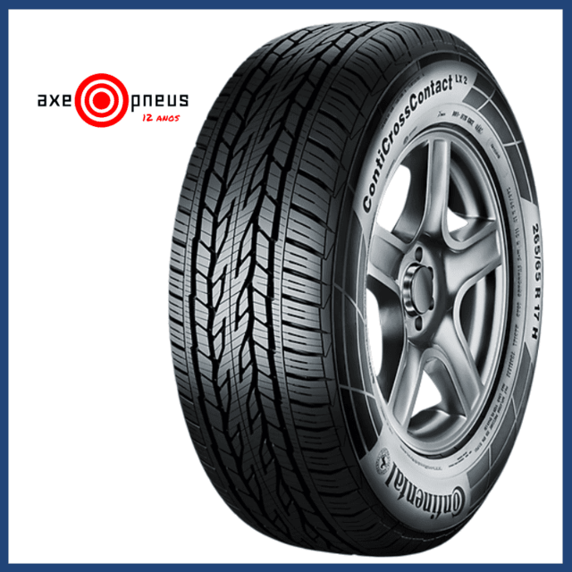 Pneu 205/65 R15 94H - CROSS CONTACT AT - CONTINENTAL