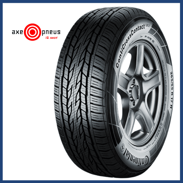 Pneu 225/65 R17 102H - CROSS CONTACT LX - CONTINENTAL