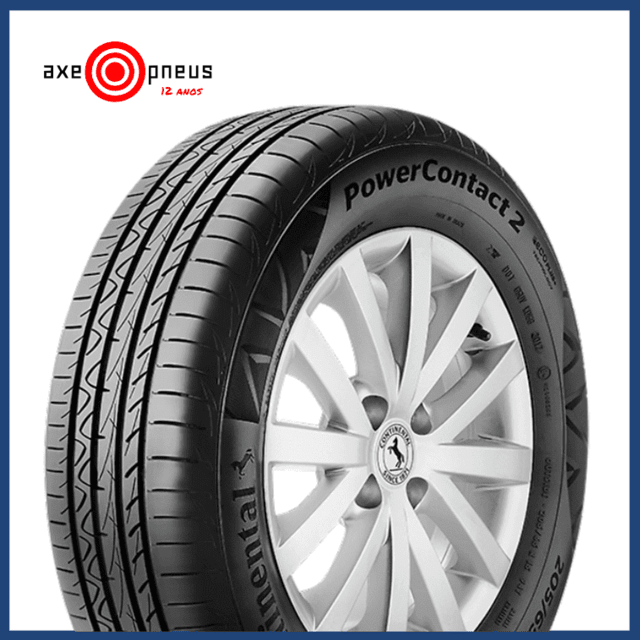 Pneu 195/55 R16 87H - POWER CONTACT - Continental - comprar online
