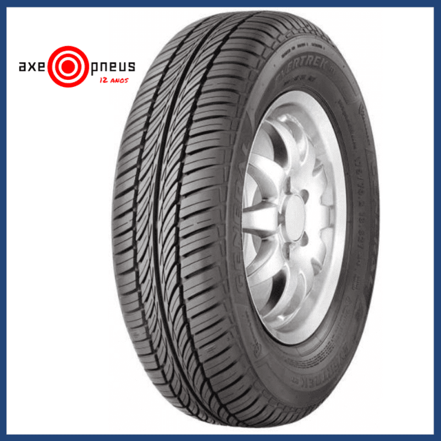 Pneu 195/65 R15 - 91H - Evertrek RT - General Tires