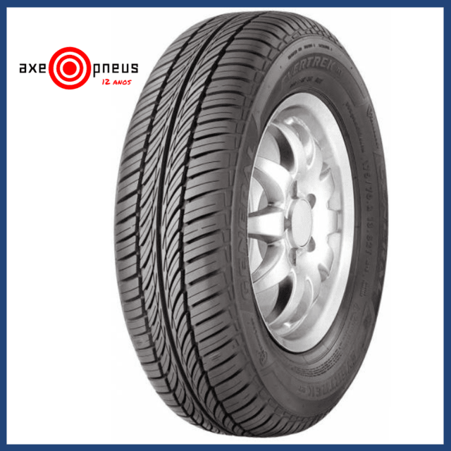 Pneu 185/60 R15 - 84T - Evertrek RT - General Tires