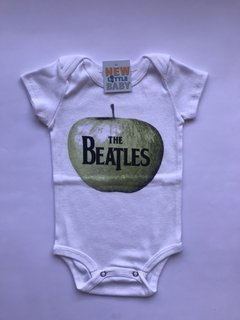 Body Beatles Branco