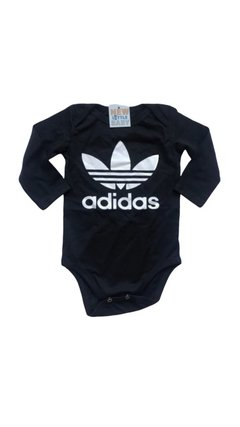 Body Adidas Manga comprida