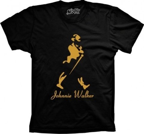 Camiseta Johnnie Walker - comprar online