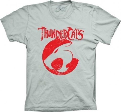 Camiseta Thunder Cats - comprar online
