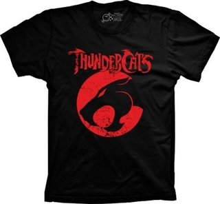 Camiseta Thunder Cats