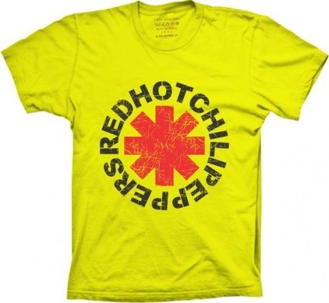 Camiseta Red Hot Chili Peppers - comprar online