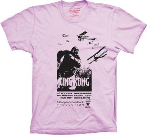 Camiseta King Kong - Camisetas Joia