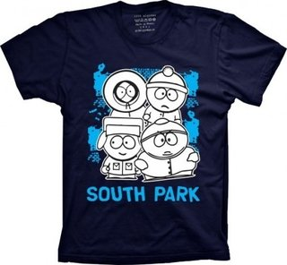 Camiseta South Park - comprar online