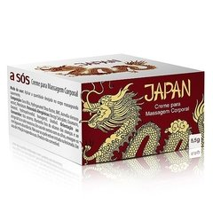 Creme Térmico e Excitante Japan - 5,5g - Sex Shop Online Universo Love Store