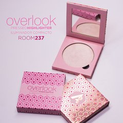 Room 237. Overlook. Pressed highlighter