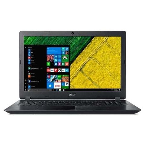 Notebook Acer Aspire Core I3 15.6  500gb 4gb Ram Win 10 Pro!