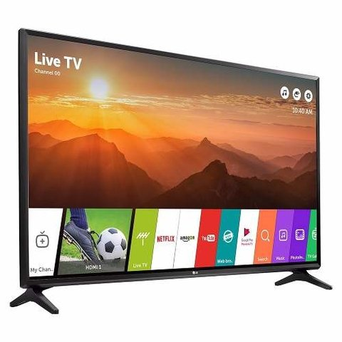 Smart Tv Led 49 Lg 49lj5500 Full Hd Webos 3.5 Netflix Hdmi en internet