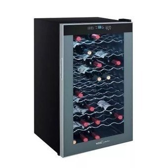 Cava Wine Collection 51 Botellas Wc-51 Gtia! Panel Touch! - comprar online