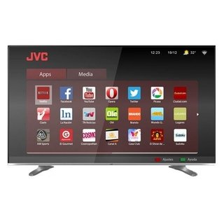 Televisor Led Smart Netflix Youtube Full Hd Jvc 40  Gtia Of!