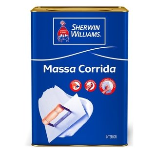 Massa Corrida 25kg Sherwin Williams
