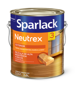 Verniz Sparlack 900ml Neutrex