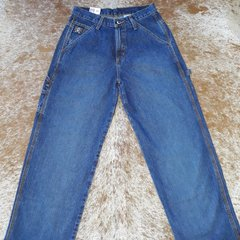 Calça Importada Cinch Carpenter Blue Medium Stone - comprar online