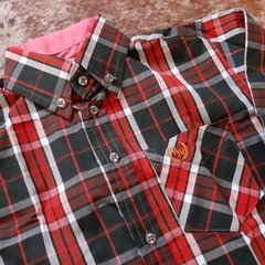 Camisa Masc Xadrez Rodeo Way ML - comprar online