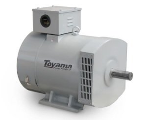 Alternador de Energia Compound 17 ou 30 Kva