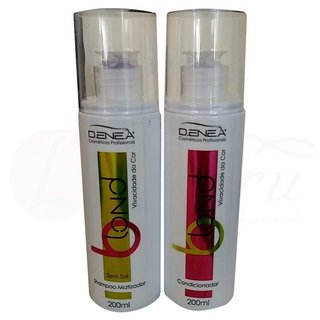 Kit Blond Para Loiras Denea 200ml cada C/2