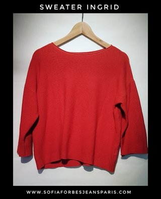 SWEATER CASHMERE INGRID