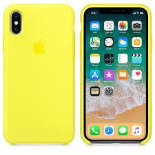 CASE SILICONA IPHONE X en internet