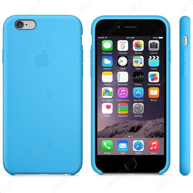 CASE SILICONA IPHONE 6 / 6s - Formosa Online