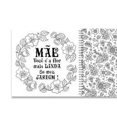 Mae035 Livro De Colorir Mae Artista