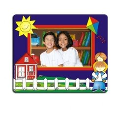 MD001 - MOUSE PAD INFANTIL CASINHA