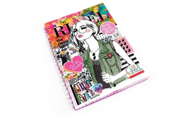 CUADERNO 22X29 DREAMS